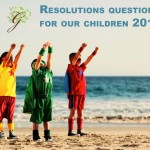 Grow a Generation New Years Resolutions