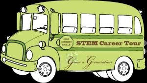 Grow a Generation STEM-CAREER-TOUR-BUS-300x172